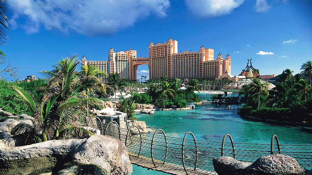 how to get to atlantis resort
